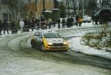 04. Waldemar Doskocz i Izabela Kamska - Opel Corsa VK Super 1600