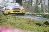 11. Leszek Kuzaj i Maciej Wisławski - Toyota Corolla WRC.
