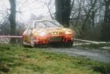 12. Janusz Kulig i Jarosław Baran - Seat Cordoba WRC.