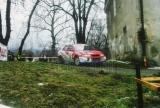 14. Pawe l Dytko i Tomasz Dytko - Mitsubishi Lancer Evo VI.