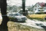 19. Dariusz Poletyło i Igor Tomasiak - Subaru Impreza WRX.
