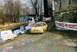 41. Michał Duda i Tomasz Tkacz - Renault Clio.