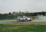 83. Tamas Revesz - Toyota Corolla WRC.