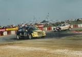 89. Nr.12.Milan Schmied - Ford Focus WRC,nr.6.Mirosław Witkowski
