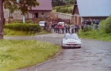 001. Leszek Kuzaj i Erwin Mombaerts - Peugeot 206 WRC.