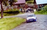 017. Mariusz Woźniczko  Rradosław Banach - Ford Escort Cosworth