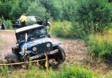 20. Dariusz Andrzejewski i Piotr Binaś - Jeep Wrangler 4000.