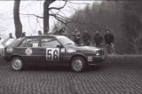04. Hans Kolby Hansen i I.Hildebrandt - Lancia Delta HF 4wd.