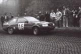 12. Michał Kulikowski i Walentynowicz - Toyota Corolla 16V.
