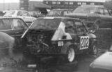 008. Polski Fiat 126p Jerzego Bekasa.