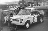 009. Polski Fiat 126p Daiusza Sobeckiego.