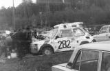 010. Polski Fiat 126p Antoniego Frączka.