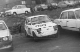 014. Polski Fiat 126p Sławomira Wysmyka.
