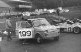 016. Polski Fiat 126p i formuła Ryszarda Pluchy.
