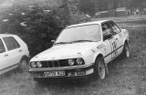 002. Thomas Dahn i Rosemarie Malm - BMW 325i.