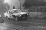 14. Bogdan Ludwiczak i D.Markocki - Opel Kadett GTE.