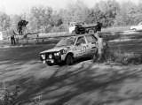 013. Paweł Przybylski i Maciej Wisławski - Polonez 1500 Turbo.