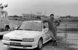 012. Renault 21 Turbo Błażeja Krupy i Dariusz Sobecki.
