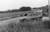 010. Błażej Krupa i Piotr Mystkowski - Renault 21 Turbo.