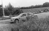 011. Peter Rumpfkeil i Gunter Jarecki - Mercedes Benz 190E 2.3-1