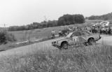 014. Franz Folling i Thomas Folling - Mitsubishi Lancer Turbo.
