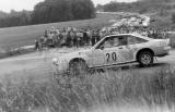 019. Klaus D.Kositzke i Ulrich Welkten - Opel Manta GTE.
