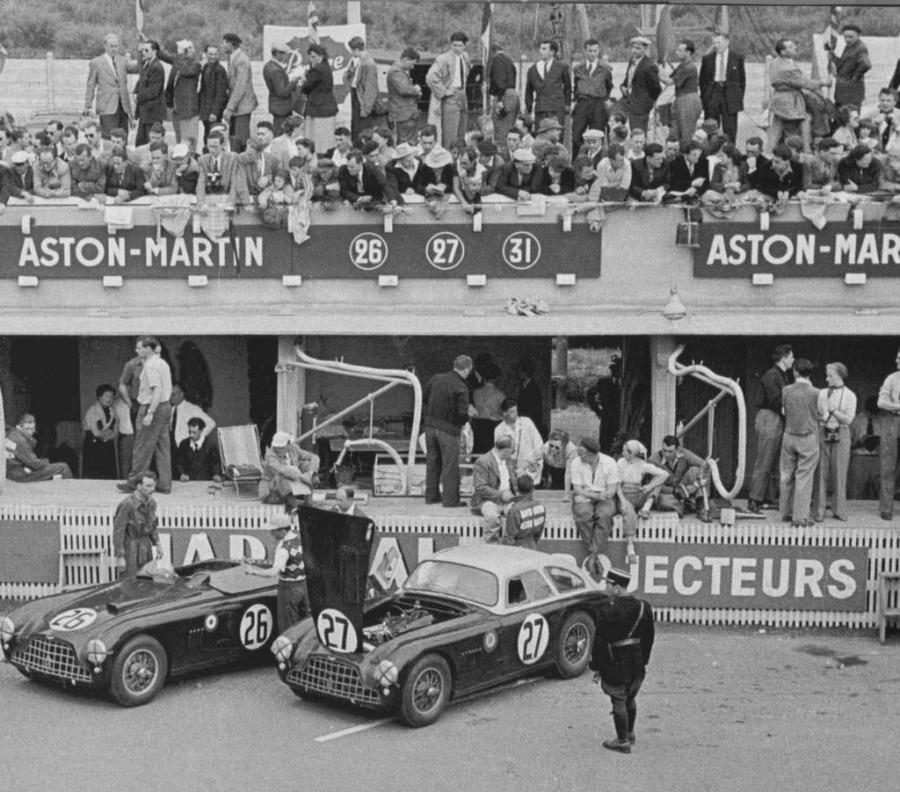 20 24h Le Mans. 14-15.06.1952r