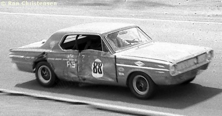 Bruce Titus Ford >> Riverside - 4 hour race. 7 eliminacja. 18.09.1966r.