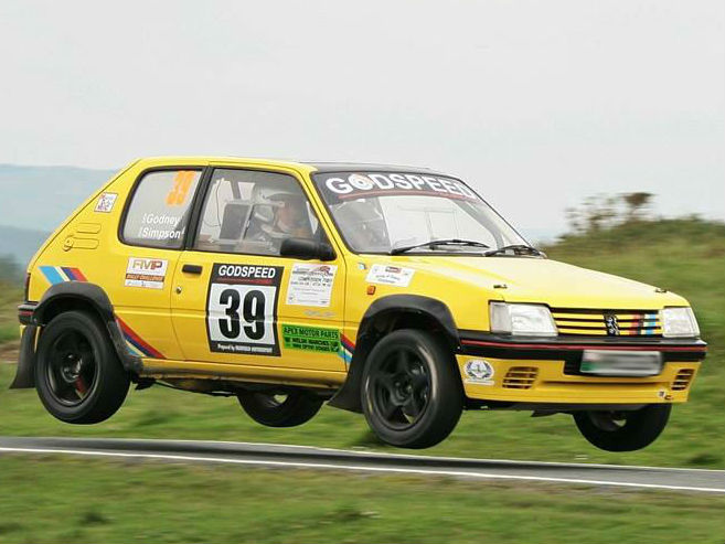 peugeot 205 rallye. Black Bedroom Furniture Sets. Home Design Ideas