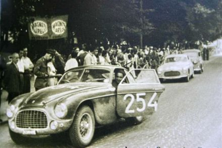 Rally Stella Alpina 1951