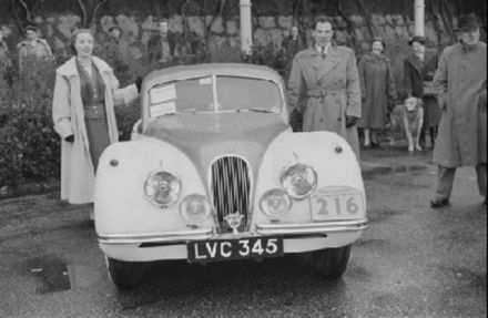 Daily Express Rally 1952