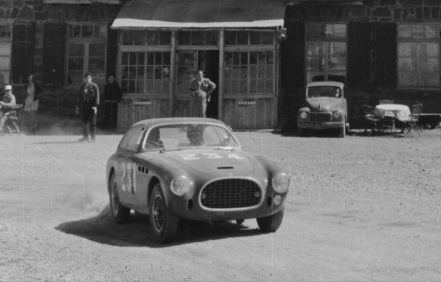 Stella Alpina Rally 1952