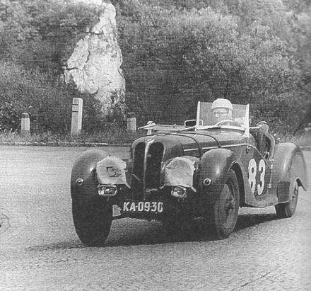 Jan Ripper – BMW 328.