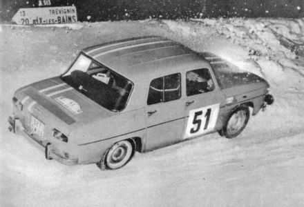 Gauthier i ? – Renault R8.