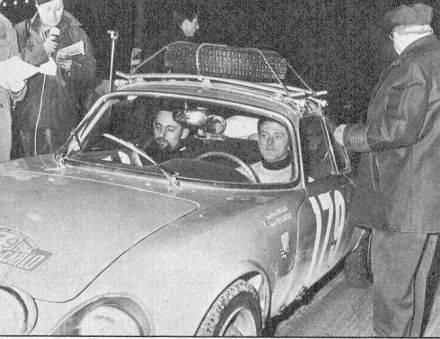 Jean Pierre Jaussaud i Henri Pescarolo – Matra Sports.