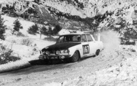 William Morrison i John Syer – Rover 2000.