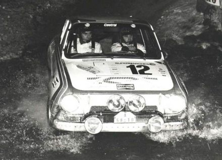 20 Rally Boucles de Spa.  2-4.02.1979r.