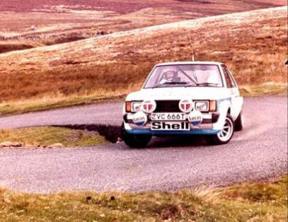 17 Manx International Rallye.  13-15.09.1979r.