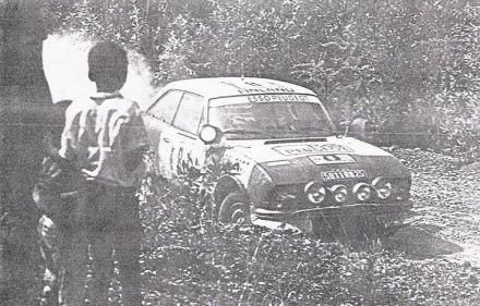 Timo Makinen i Jean Todt