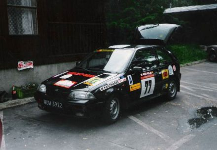 Suzuki Swift GTi 16V